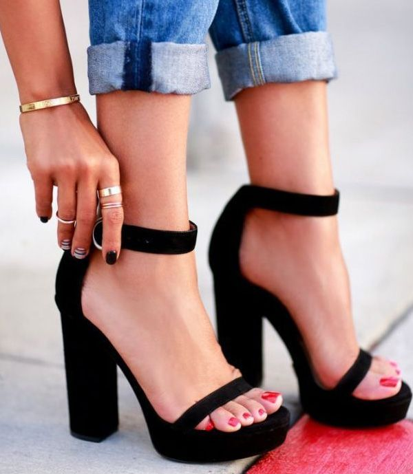 ca4714be9 7 Sapatos que Toda Fashion Girl Usa | sapatos | Sapatos, Sapatos ...