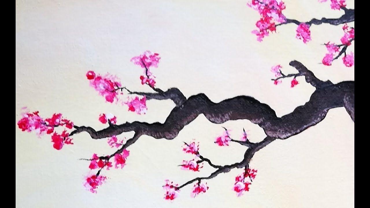 Dessin Fleur De Cerisier
