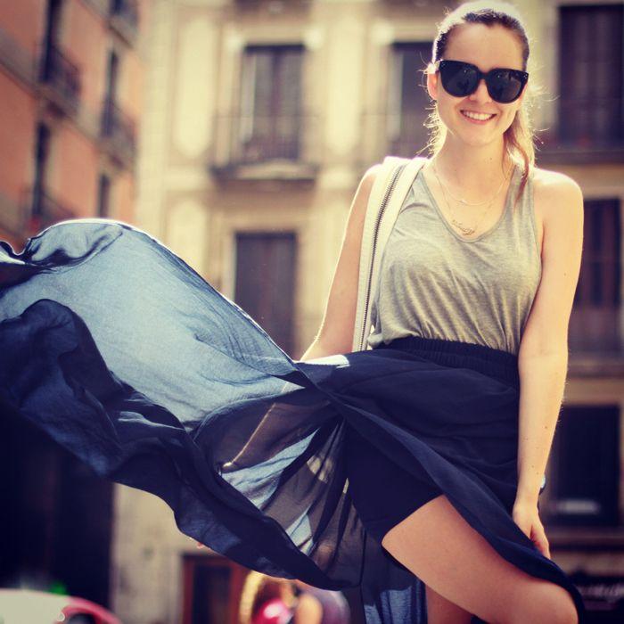 "Style Scrapbook: ""BARCELONA DIARY"""