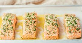 Photo of Slow-Baked Salmon with Lemon and Thyme – #baked #lemon #salmon #thyme – #new –  …