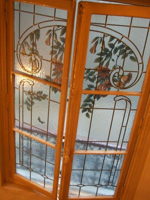 Window dressing - Parisienne Style.  Gorgeous!