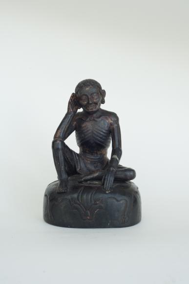 milarepa-tibet-17th-c-stonepig-17-cm-rossi.jpg (387×582)