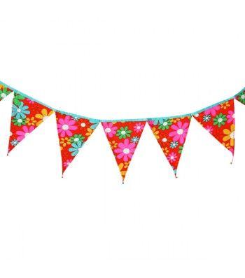 Préparez l'été avec cette guirlande de fête Petit Pan...collection printemps été, motif Grenadine