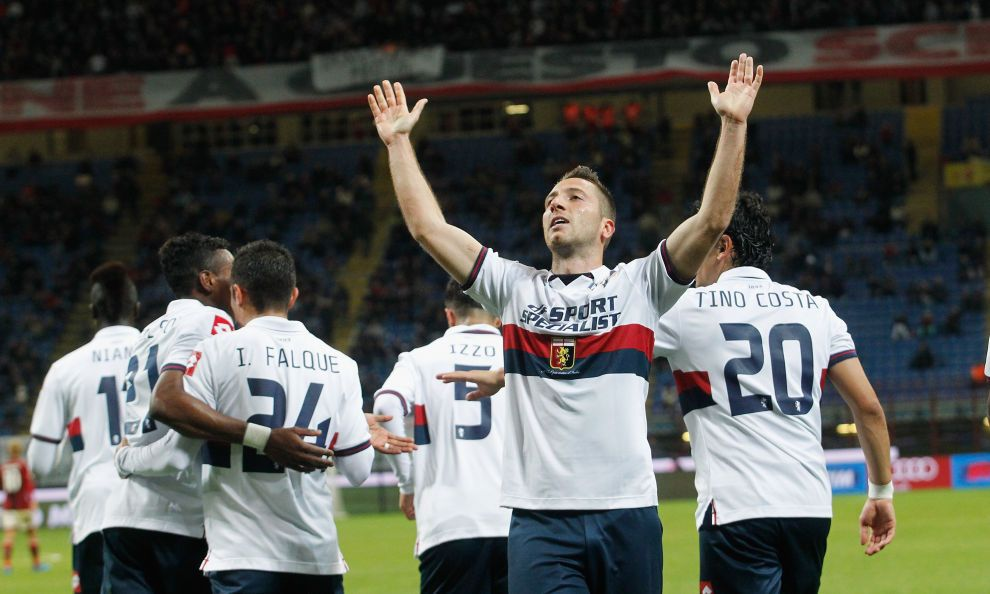 Ny Milan nedtur med 1-3 hjemme til Genoa!