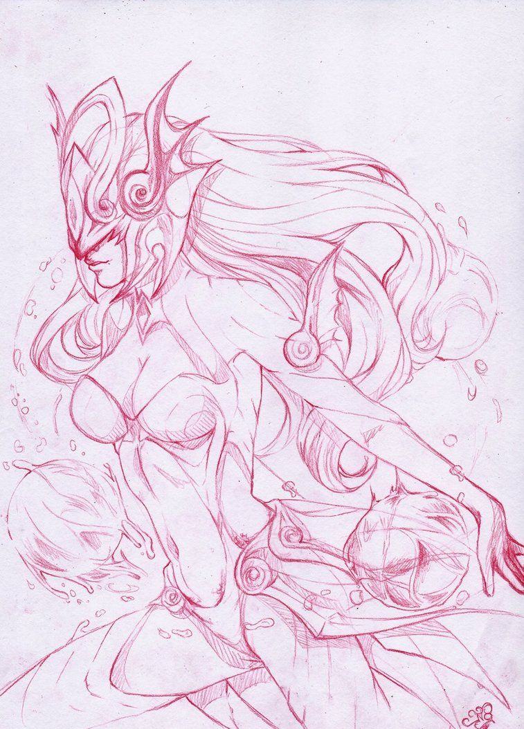 Pin On Syndra
