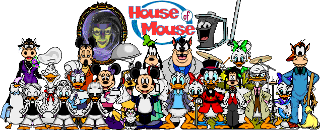 House Of Mouse Disneys House Of Mouse House Mouse Mickey Mouse