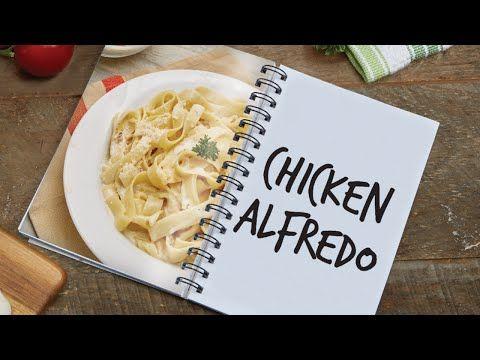Copper Chef Pan Chicken Alfredo Recipe Youtube Chicken Recipes