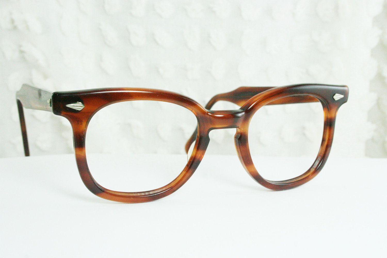 Classic horn rimmed men\'s eyeglass frames.   Mens Glasses ...
