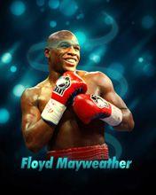 Floyd Mayweather Sublimacion