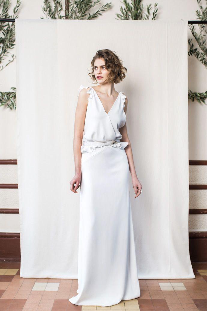 Robe de mariage paris 2016