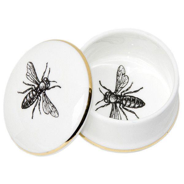 Rory Dobner Bee Trinket Box