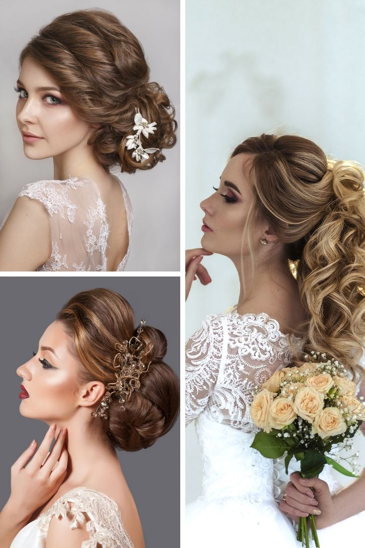 Wedding Hair Modes Greatest Wedding Hairstyles On This