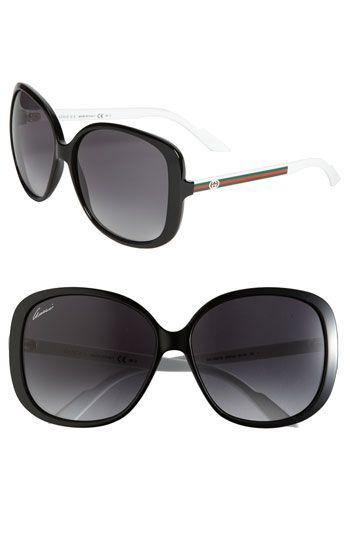 41132fbc4e1b6 GUCCI Oversized Square Sunglasses ✺ꂢႷ ძꏁƧ➃Ḋã̰Ⴤʂ✺