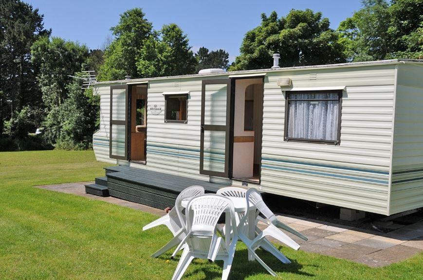 Trevair Touring Park, Goldsithney, Penzance, Cornwall
