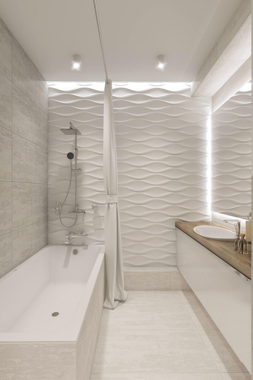 Pin Von Salle De Baini Auf Projet Architecture In 2020 Badezimmer Innenausstattung Badezimmerideen Wohnung Badezimmer