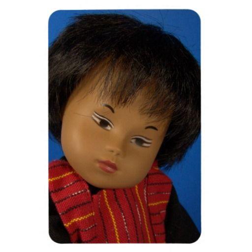 Sasha Puppe  / Sasha Doll Premium Flexi Magnet