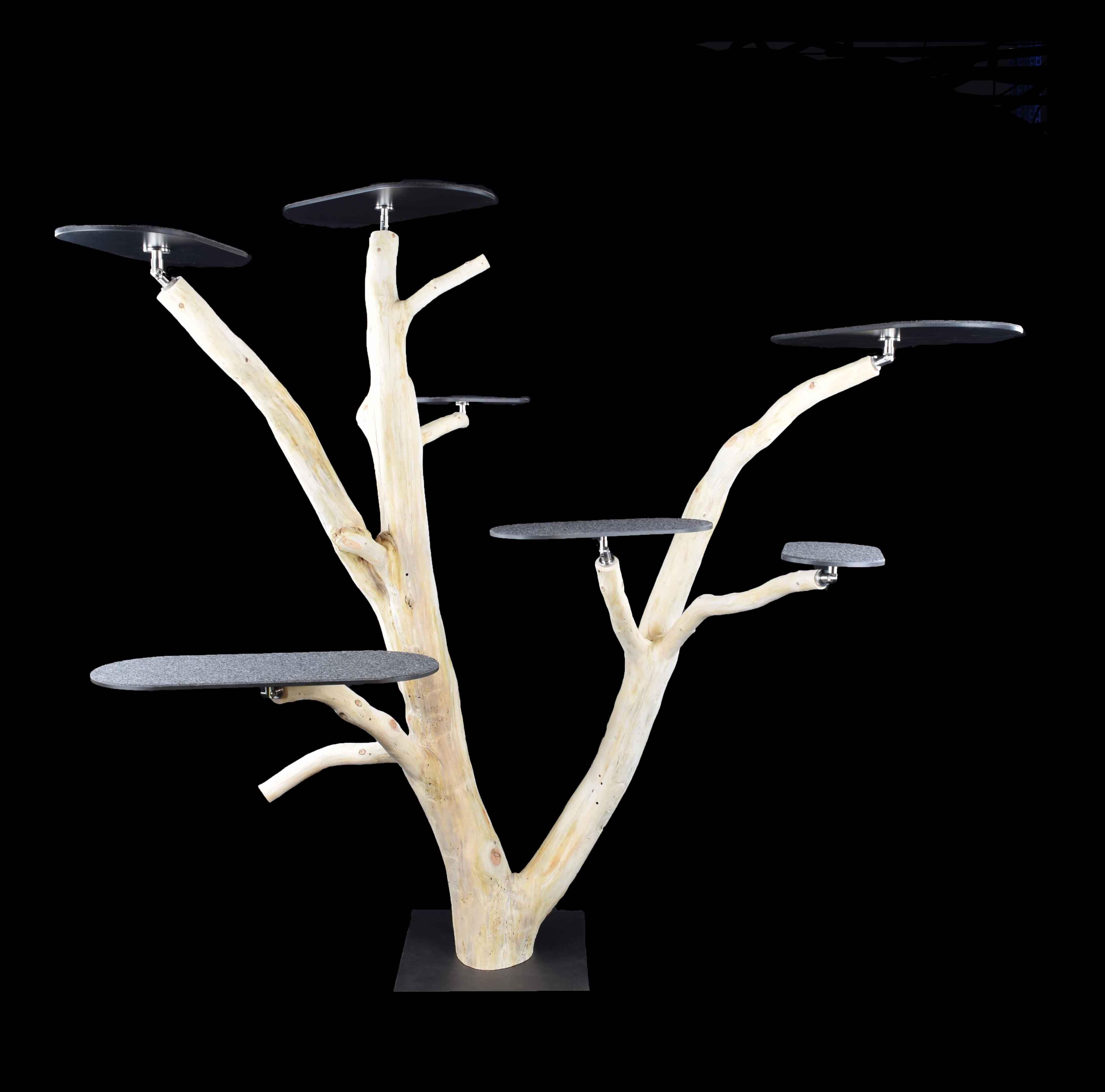 arbre chat naturel mobilier design furniture arbre support cat tree cats. Black Bedroom Furniture Sets. Home Design Ideas