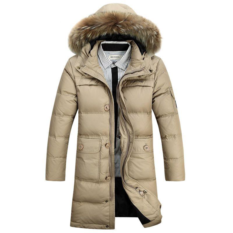 Mens long winter coat with hood | Jackets | Pinterest | Coats ...