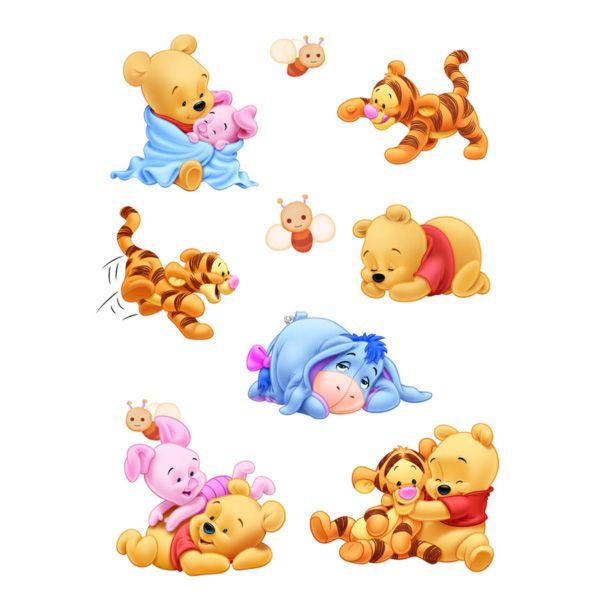 Pdwtat11 1jpg winnie the pooh baby shower invitations 600x600 shower pinterest babyzimmer - Babyzimmer winnie pooh ...
