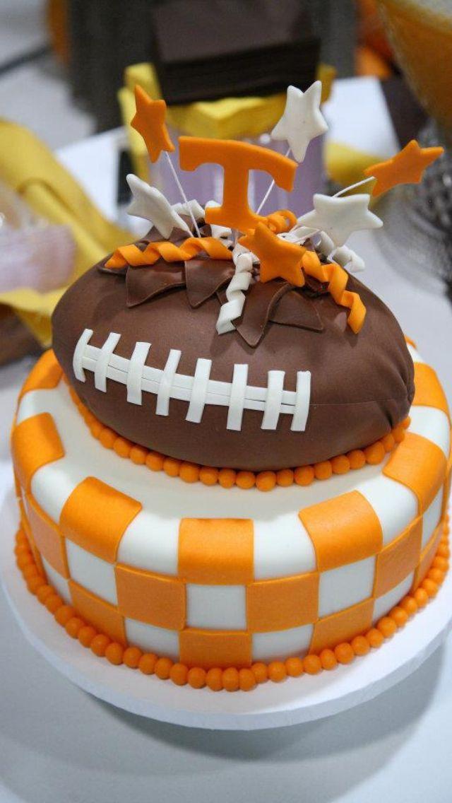 Tn Vols Cakes