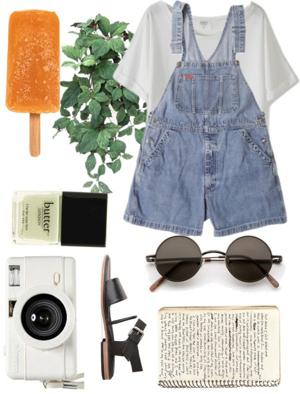"""Summer ☀"" by clarewigney ❤ liked on Polyvore"