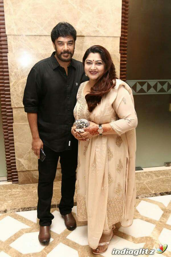 Kushboo Wedding Gallery Daughter Couple Photos