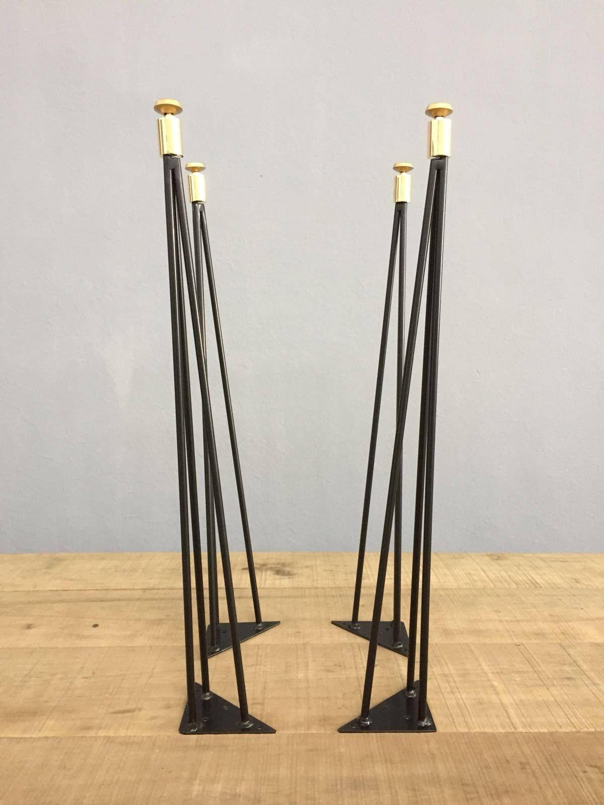 table legs hairpin leg table