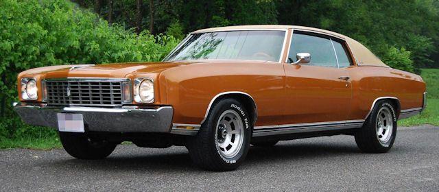 1972 Monte Carlo Photo Gallery Chevrolet Monte Carlo Monte Carlo Classic Cars Muscle