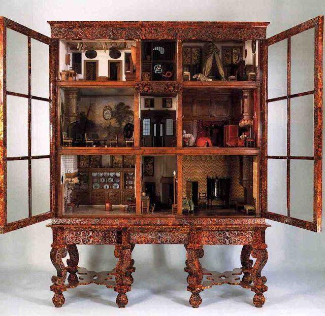 Petronella Oortman's Doll House, Rijksmuseum (1686-1705)