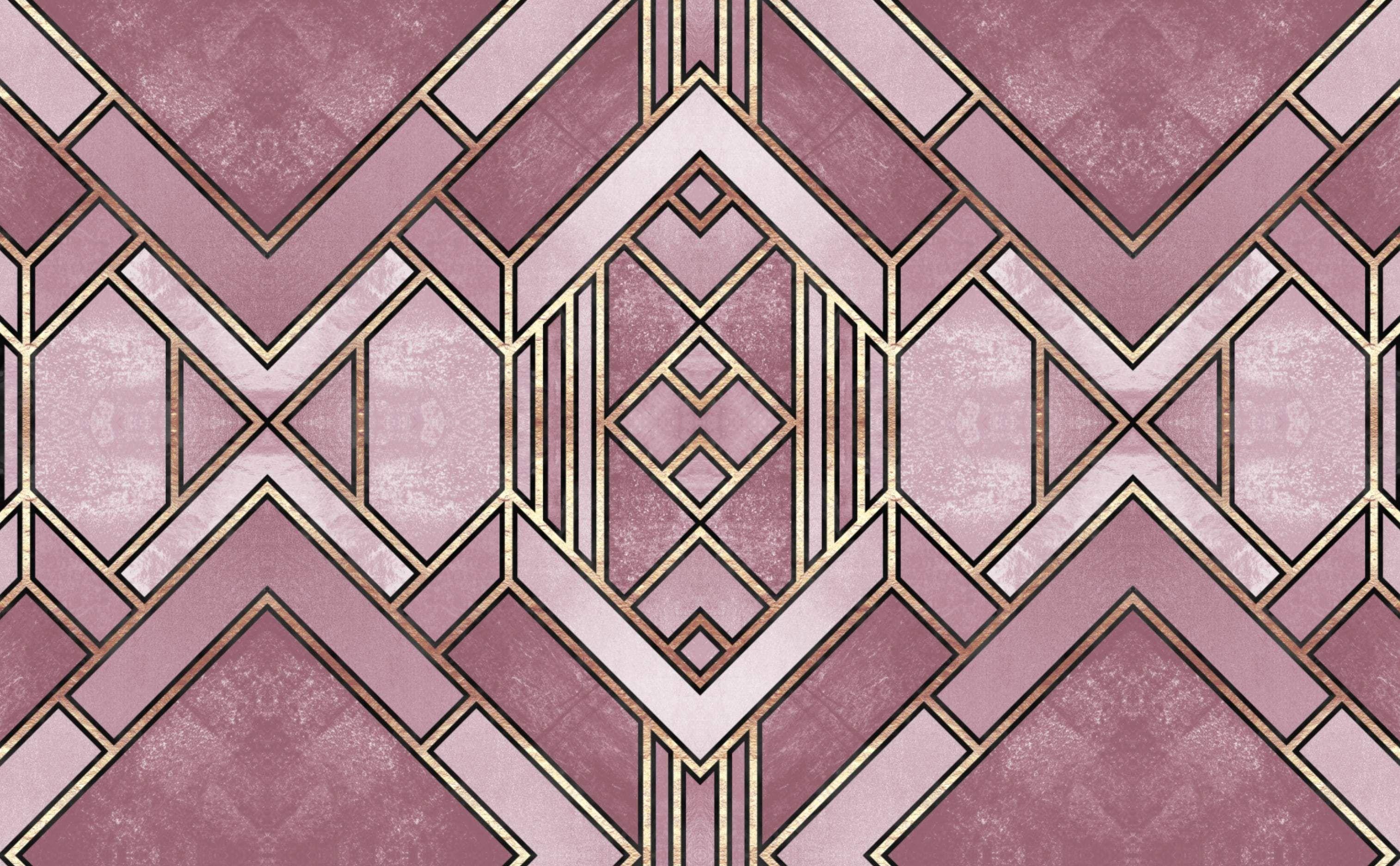 Art Deco City   Pattern wallpaper, Art deco wallpaper, Art ...