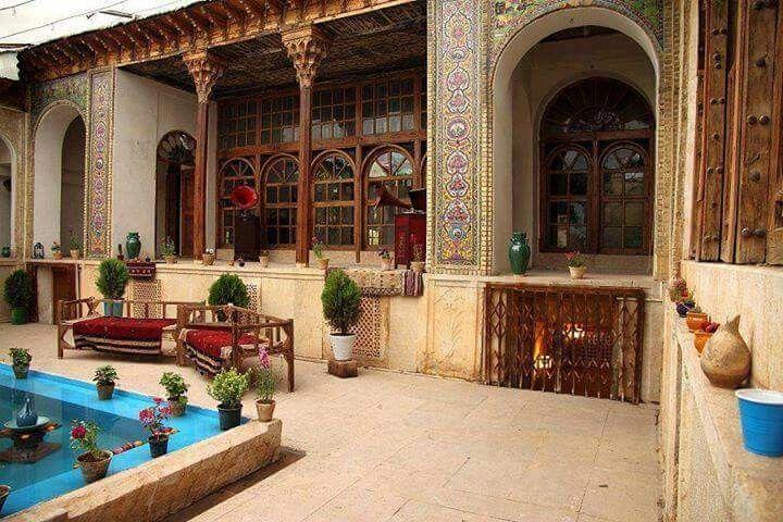 Interior Design Historical Iranians Persian House Persian