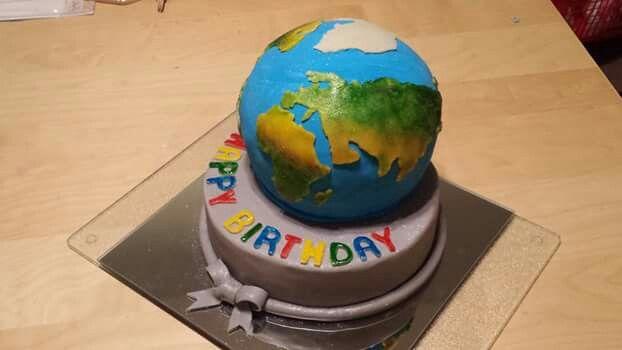 Globus Torte