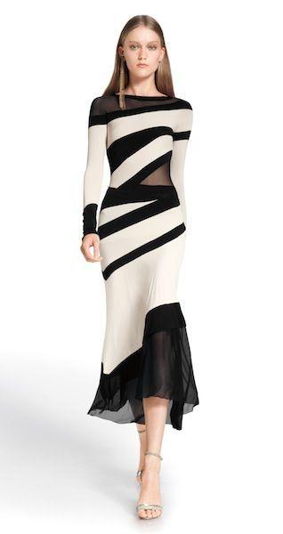 @roressclothes clothing ideas #women fashion dress Donna Karan Resort 2014: Long and Lean: