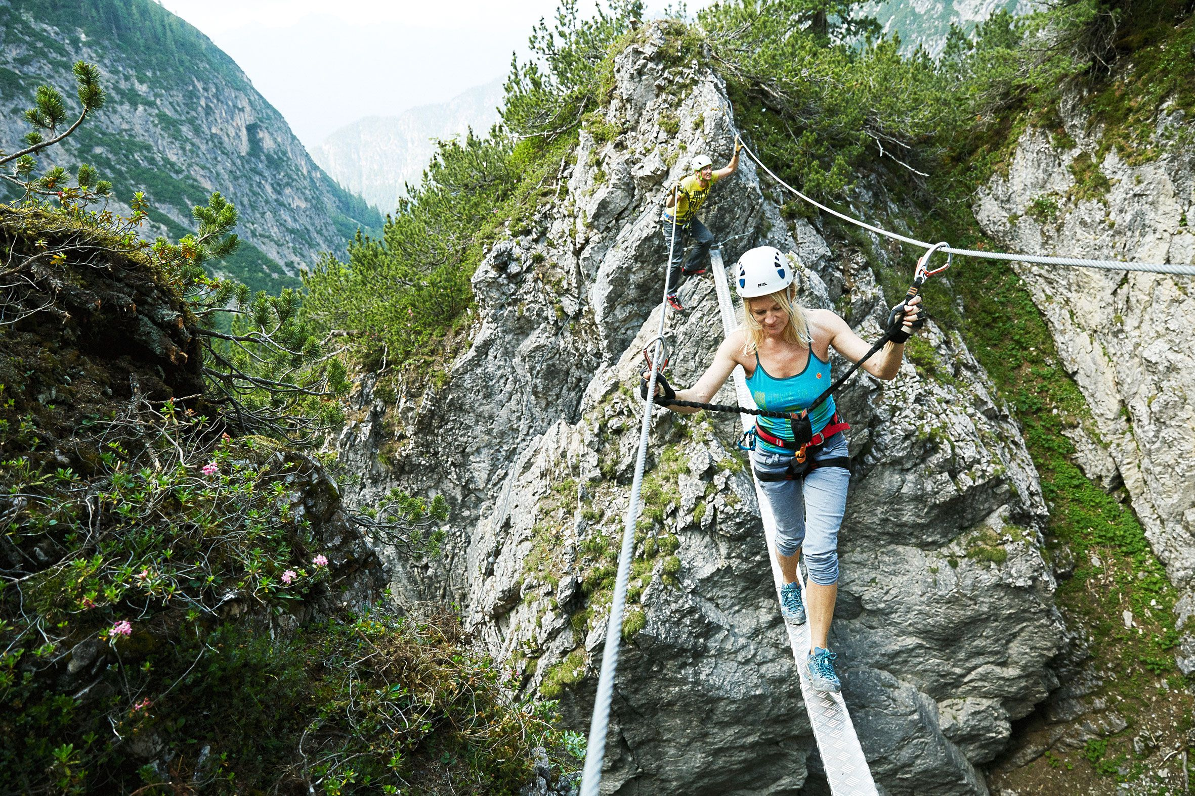 Klettersteig Bregenz : Der eröffnete schluchten klettersteig u everborgene weltu c in