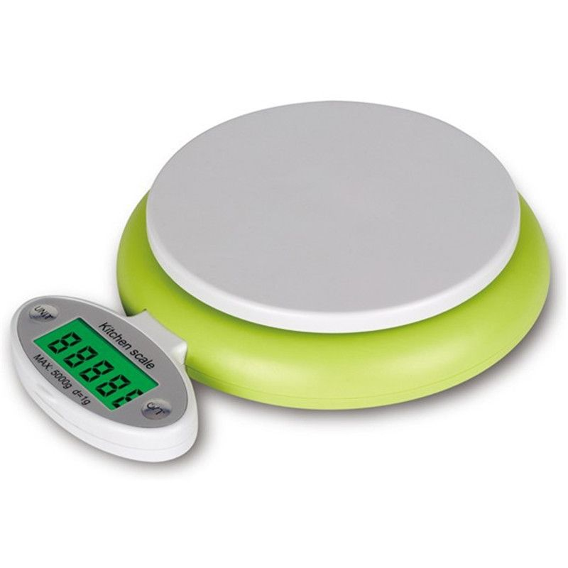 Practical 5kg 1g Lcd Display Electronic Kitchen Scale Digital Scale