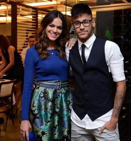 neymar and bruna marquezine | bruna marquezine | Pinterest ...Bruna Marquezine And Neymar