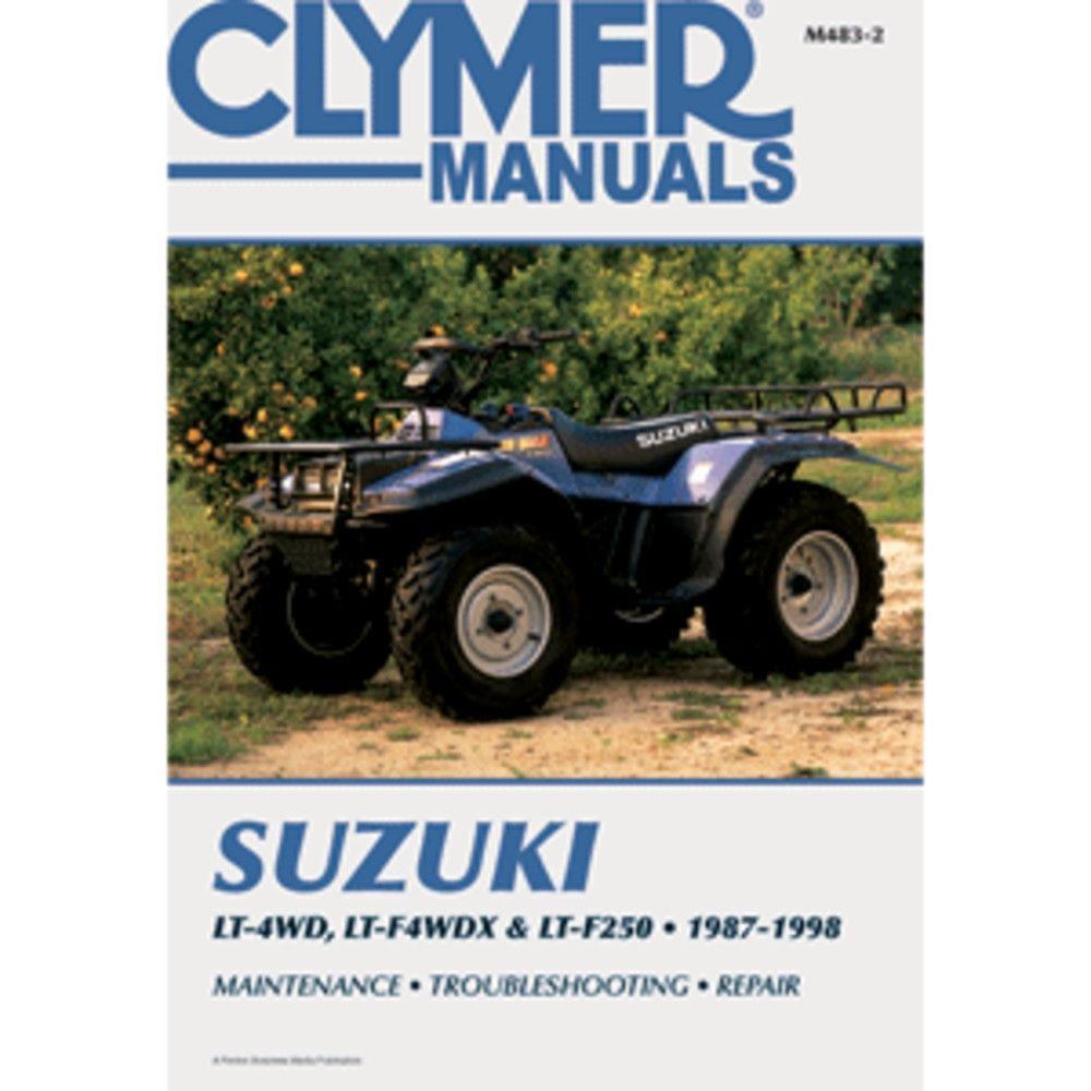 Clymer Suzuki & ) - Boat Parts for Less