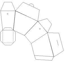 template packaging box - Pesquisa Google   papel   Pinterest ...