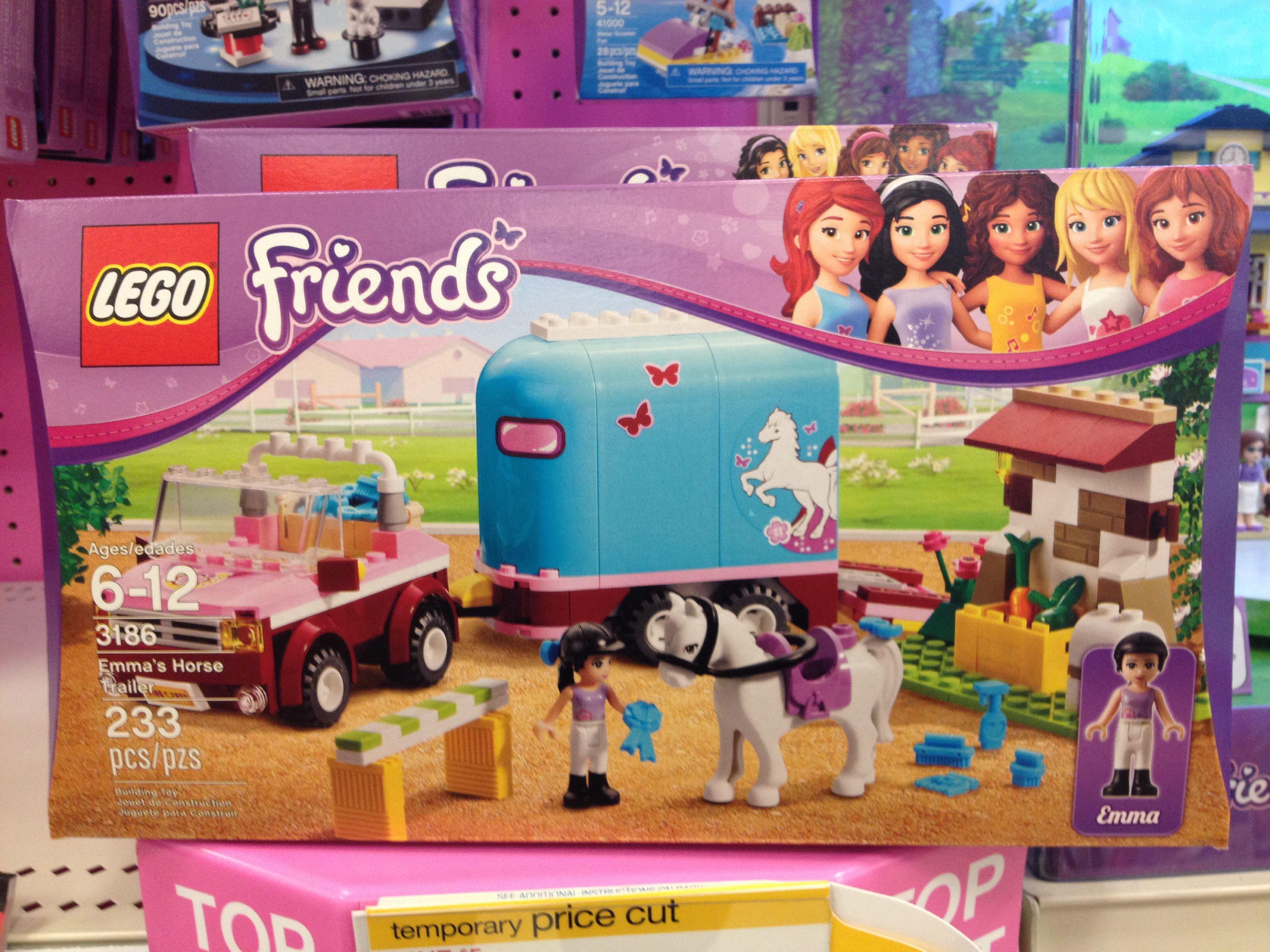 Lego Friends Horse Trailer Set Legos Friends Lego Friends