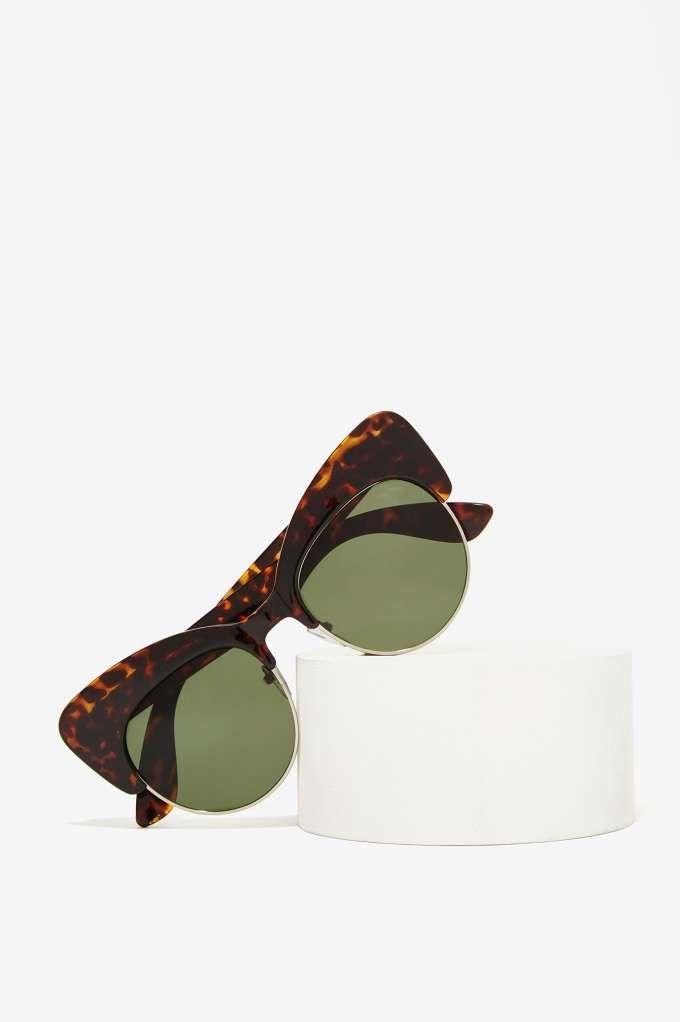 915f73dec8e4e Cat-Eye Shades   Fashion   Pinterest   Óculos, Broche e Óculos de sol