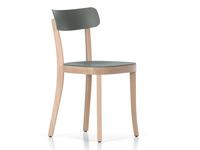 Sedia In Legno Basel Chair By Vitra Design Jasper Morrison Sedia Vitra Sedia Legno Sedie