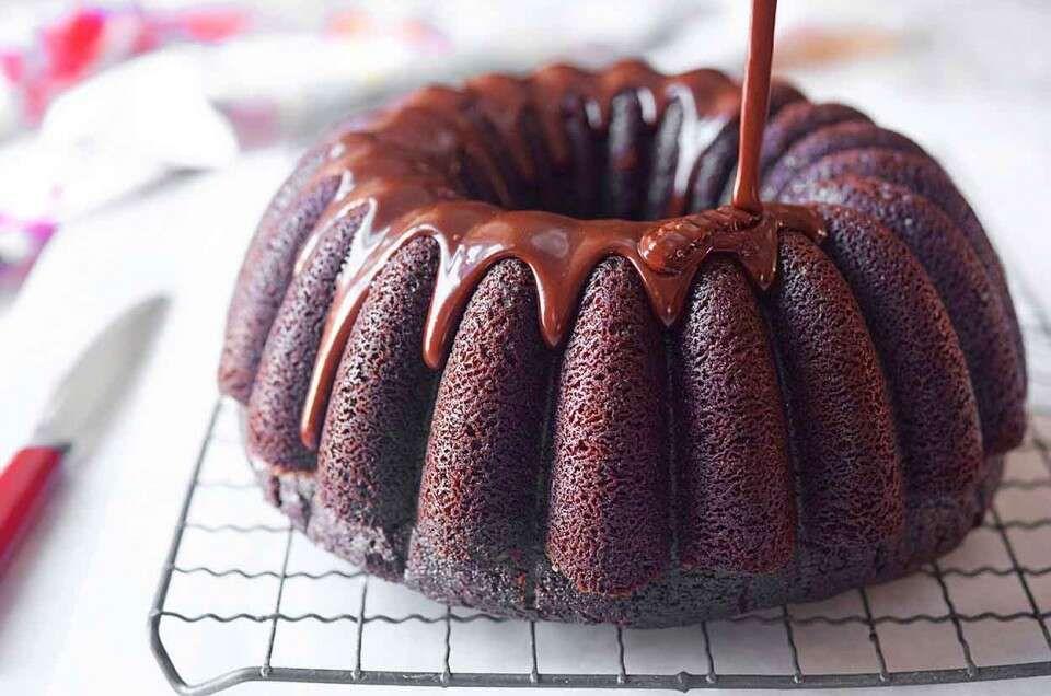 Chocolate Fudge Bundt Cake Recipe In 2020 King Arthur Flour Recipes Chocolate Recipes Desserts