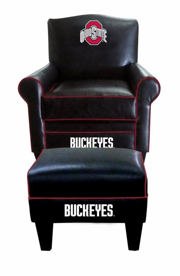 New York Yankees MLB Game Time Chair u0026 Ottoman/Footstool Furniture Set  sc 1 st  Pinterest & Ohio State OSU Buckeyes NCAA Game Time Chair u0026 Ottoman/Footstool ... islam-shia.org