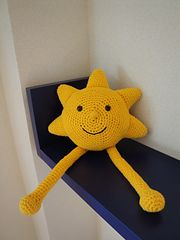 Ravelry: Smiling Sun pattern by Teresa Alvarez