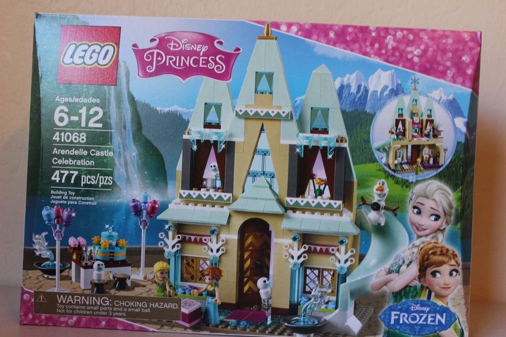 Lego 41068 Arendelle Castle Celebration 477 pieces
