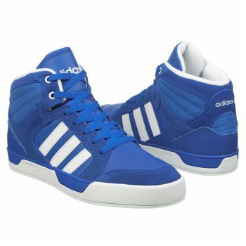 Shining Streets MensWomens Adidas Neo High Tops Shoes