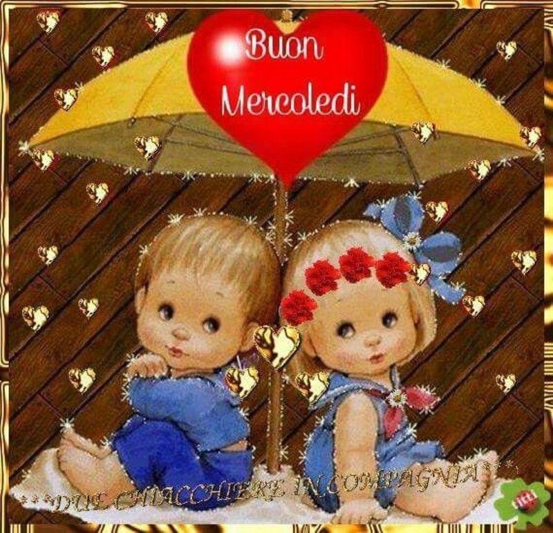 Buon Mercoledì Piovoso Immagini Buongiorno Mercoledì