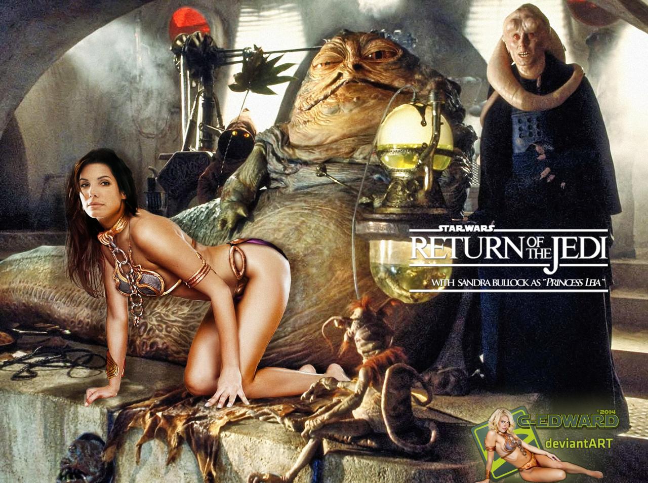 Star wars laea and jabba sex