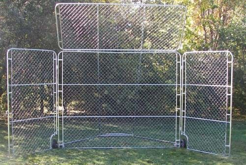 Crazy Perfect Deals Portable Backstop With Top 975 00 Panel Siding Paneling Baseball