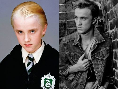 Draco...then and now (I love these) | Celebrity Crushes ...